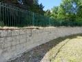 Basin wall 3