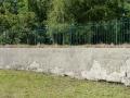 Basin wall 4