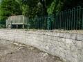 Basin wall 5