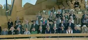 Parliament debate 2012