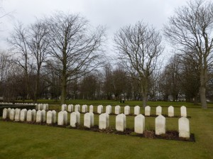Commonwealth War Graves, Corstorphine Hill Cemetery